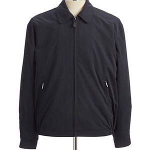 Tower by London Fog Navy Zip Jacket for Men